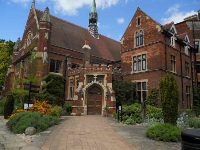 Homerton College, Cambridge